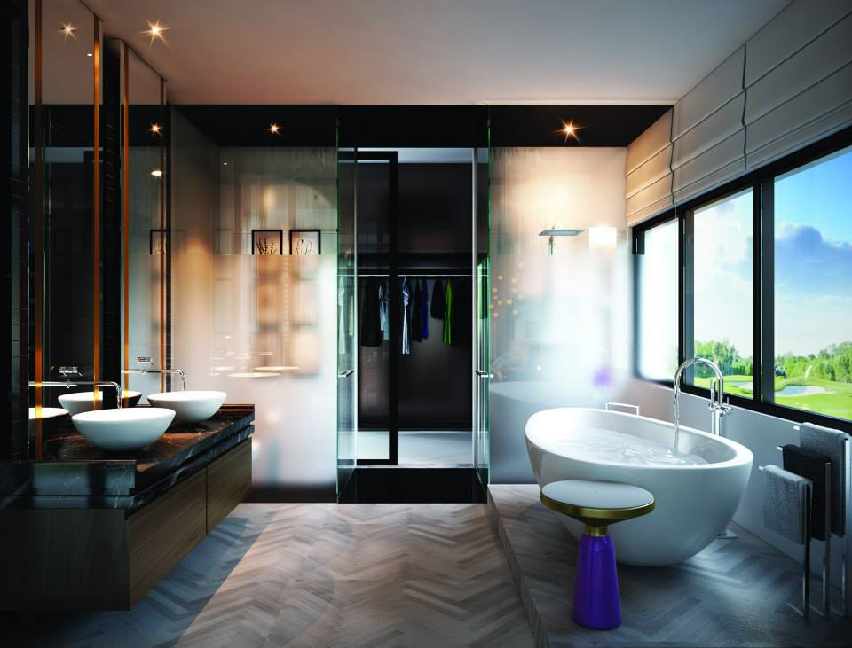 30 Modern Bathroom Design Ideas For Your Private Heaven ...