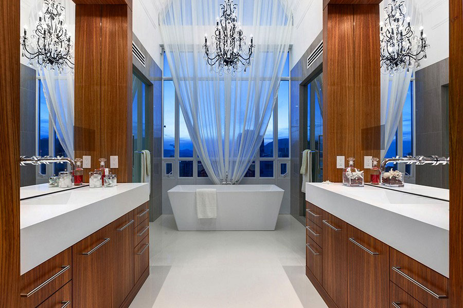 . 30 Modern Bathroom Design Ideas For Your Private Heaven