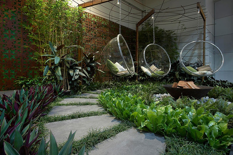 Modern Landscape Design Ideas From Rolling Stone Landscapes ...