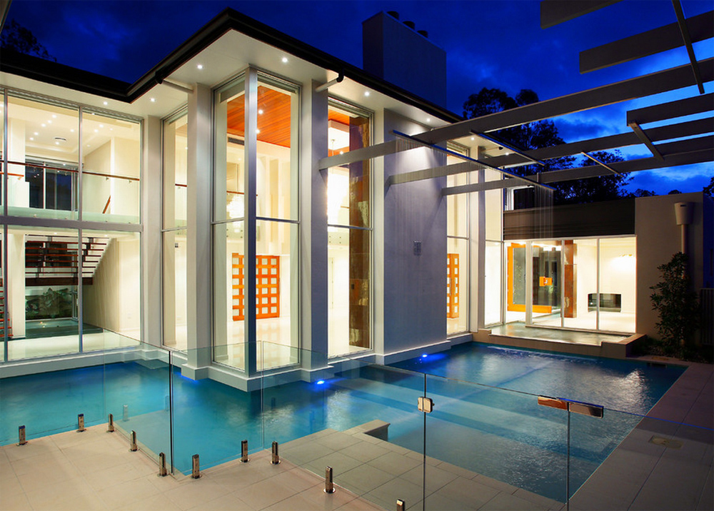 A Wonderful Residential House by Project and Design Architect ...