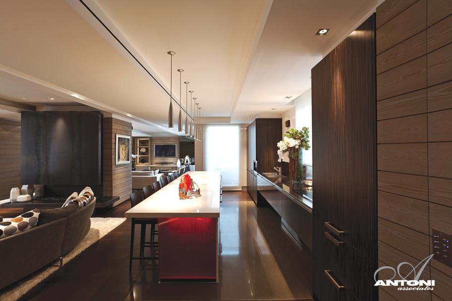Magnificent Luxury Penthouse Apartment in Paris ...