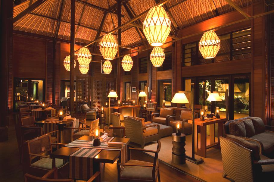 The Luxury Conrad Resort On A Pristine Beach Bali
