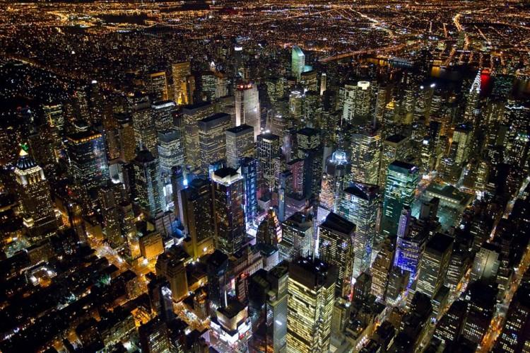 New York City at Night by Evan Joseph : Architecture u0026 Design