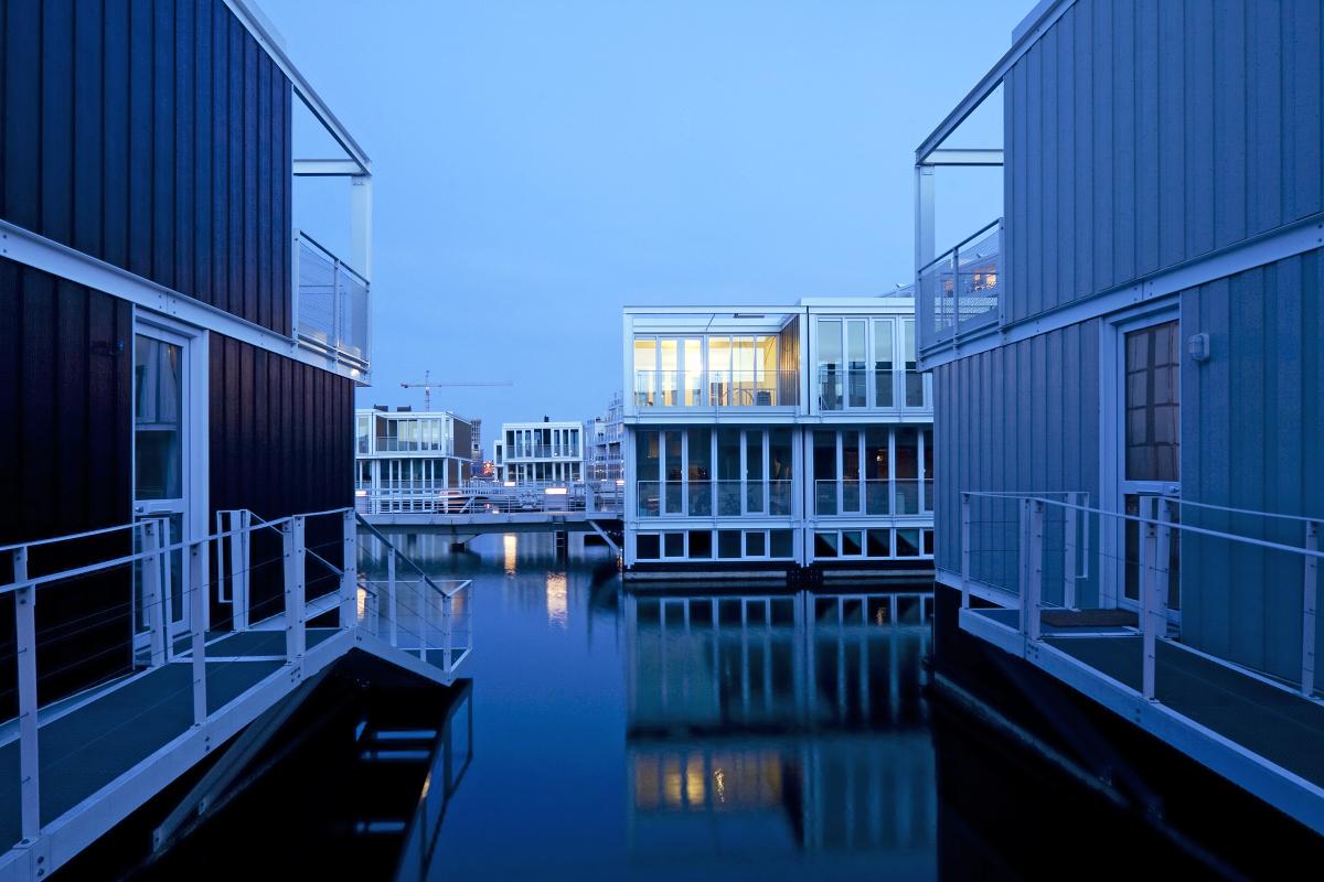 Rooftop Deck Design