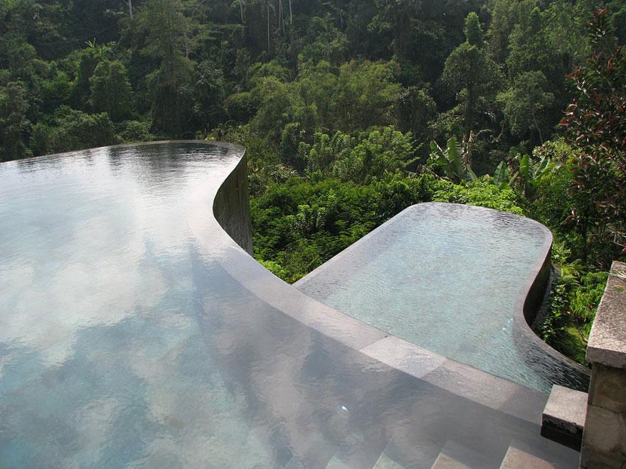 10 Hotel Ubud Hanging Gardens, Indonesia
