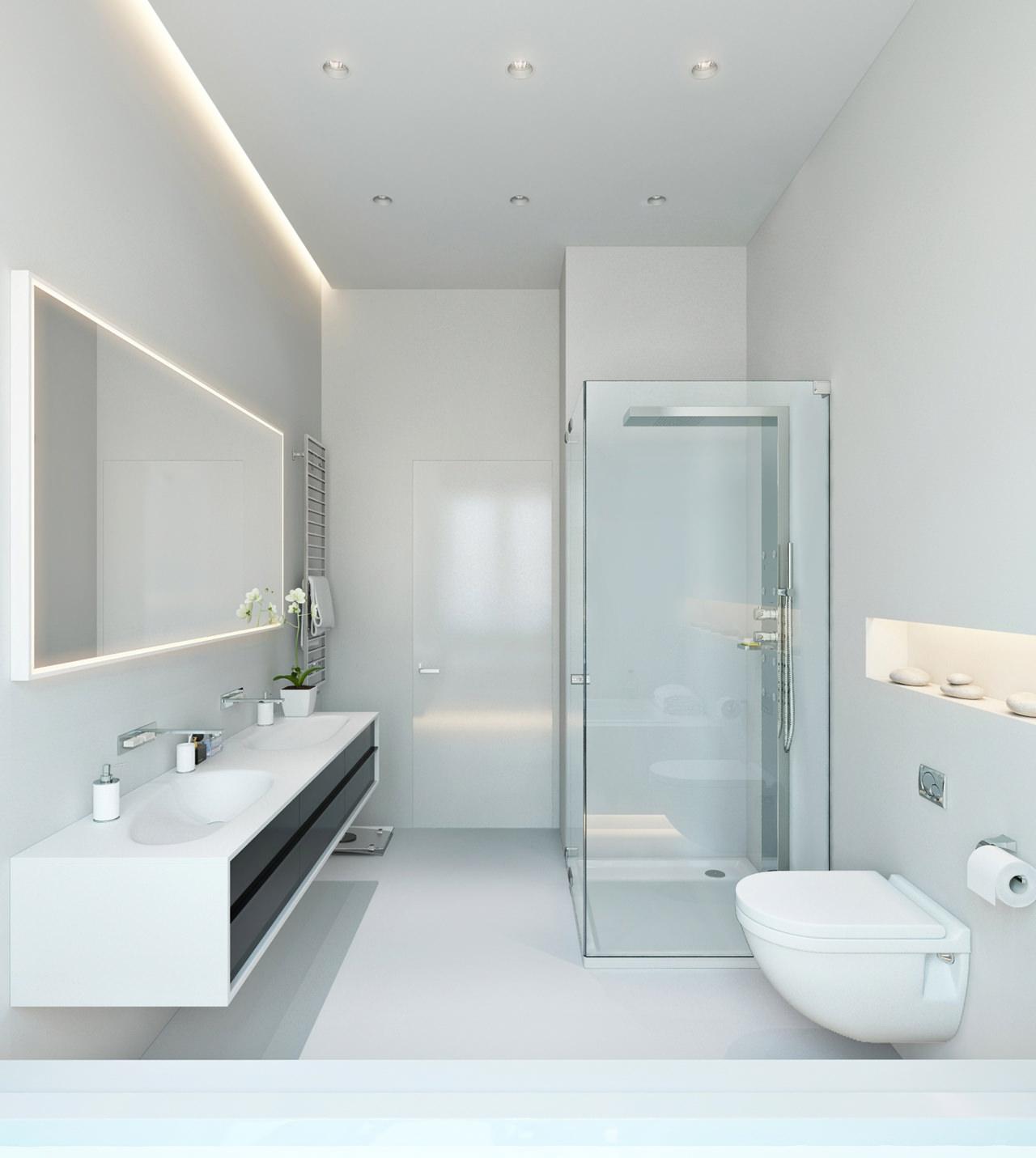 12-Contemporary-white-bathroom
