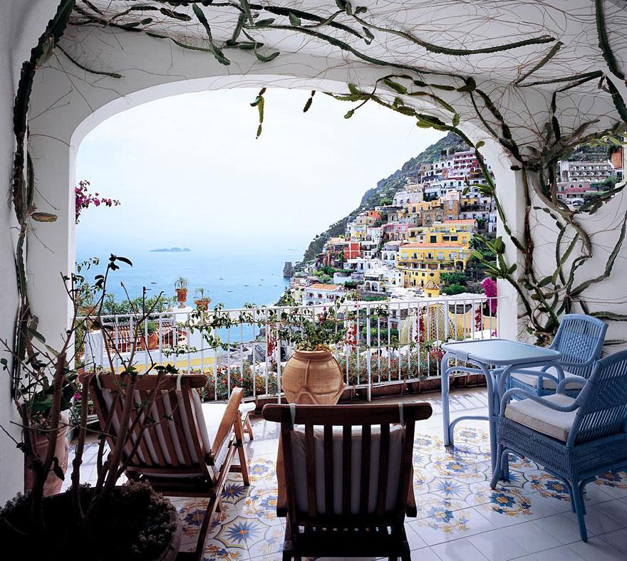 13 Hotel Le Sirenuse, Amalfi Coast, Italy