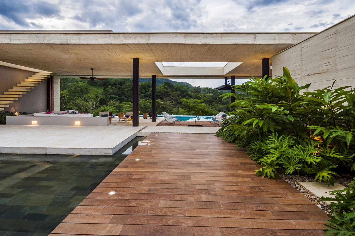 Casa 7a by arquitectura en estudio natalia heredia for Design casa