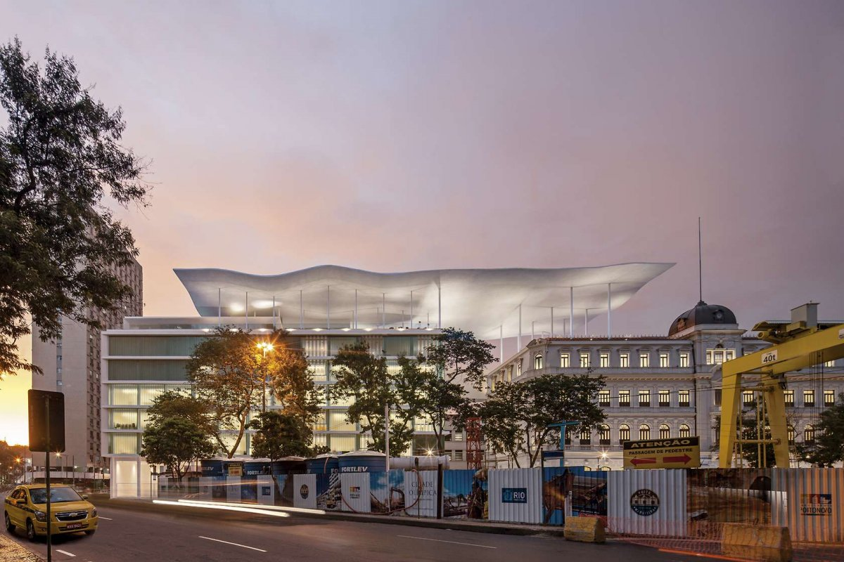 BEST MUSEUM (Popular): MAR, Brazil, Bernardes Arquitetura