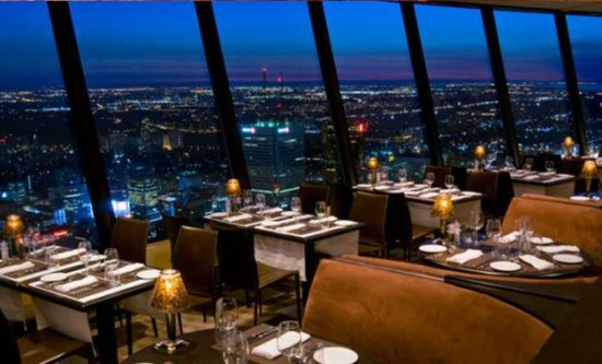 Restaurants With A View Of Nyc Skyline Best