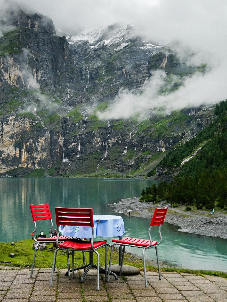19 Hotel-Restaurant Öschinensee, Switzerland