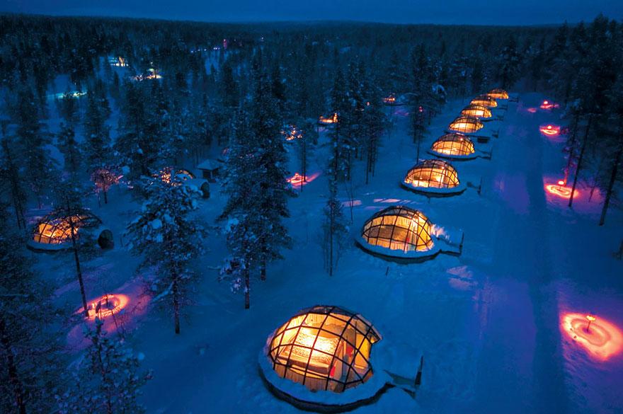 2 Hotel Kakslauttanen, Finland-01
