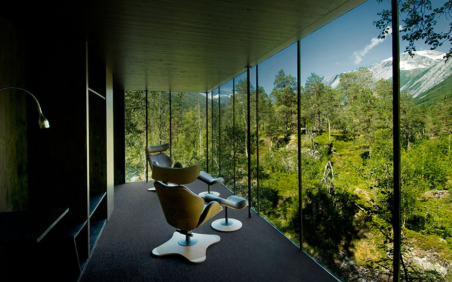 22 Juvet Landscape Resort, Norway
