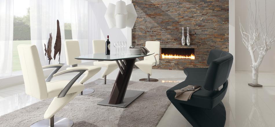 23 Edgy Dining Room Set Modern