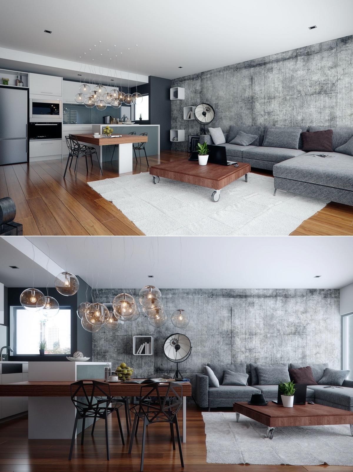 23 Exposed Concrete Studio