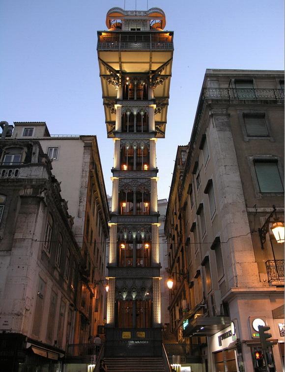 11 Of the Most Unusual Elevators | Architecture & Design