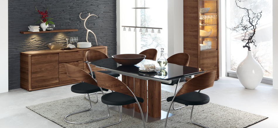 29 modern dining rooms to get inspired from | architecture & design Contemporary Dining Set
