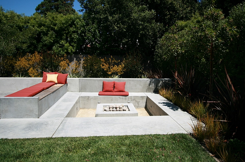 27-Create-a-cool-conversation-pit-outdoors-with-sunken-spaces