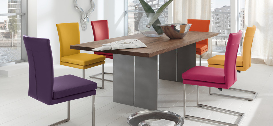 27 Colorful Dining Room Set Modern
