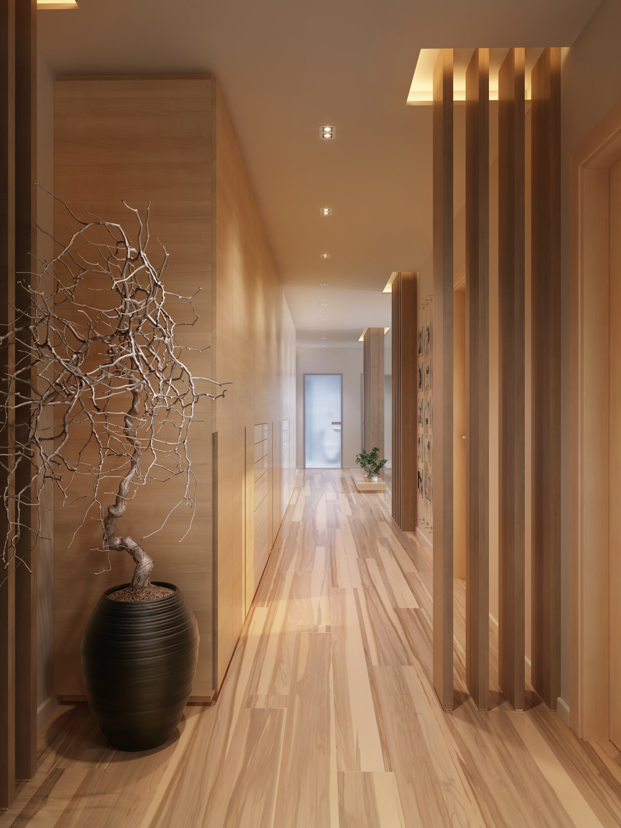 28-Hallway-decor