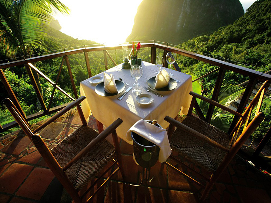 3 Ladera Resort, St. Lucia