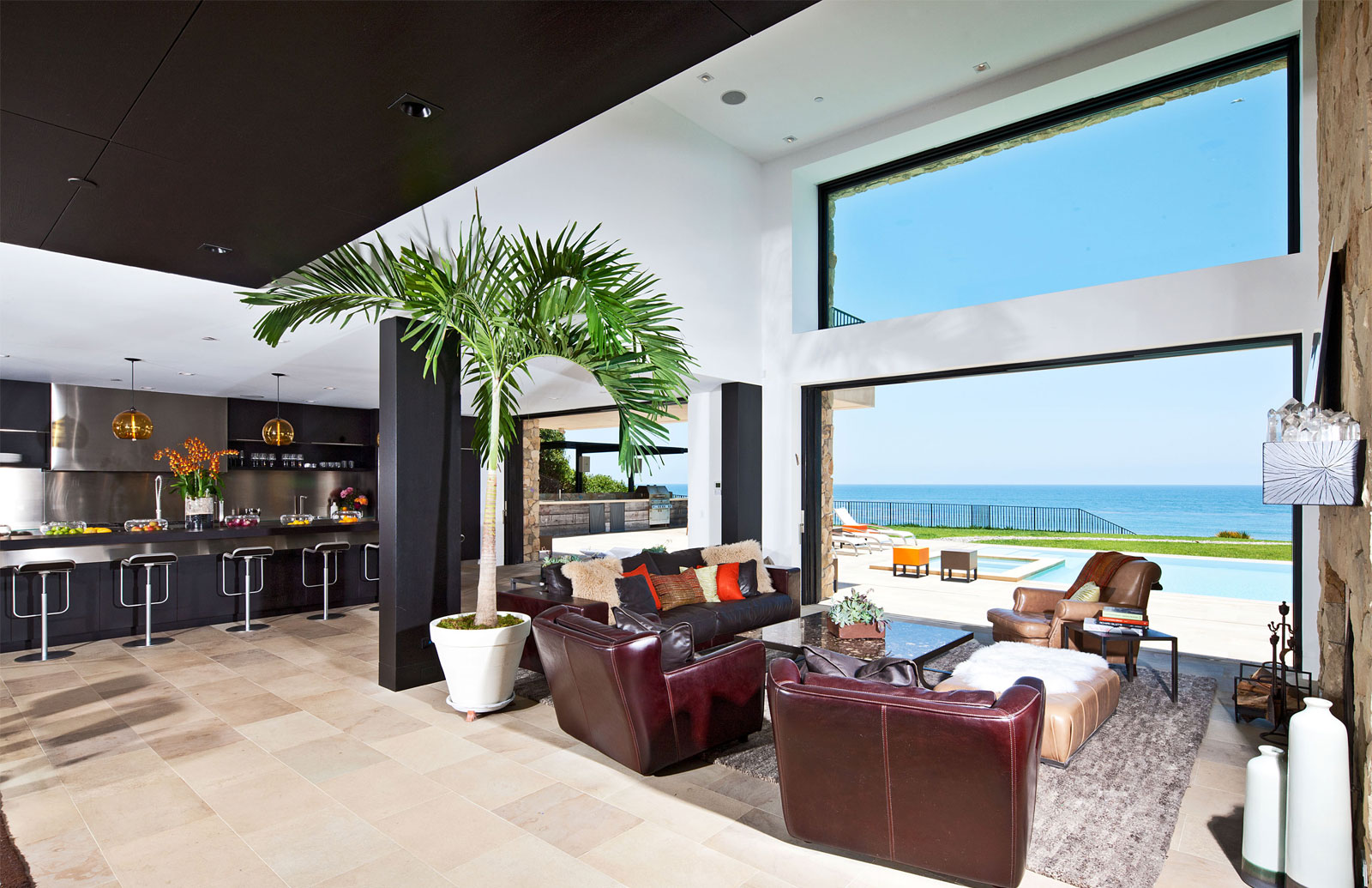 Multi Million Dollar House On Malibu Beach Architecture
