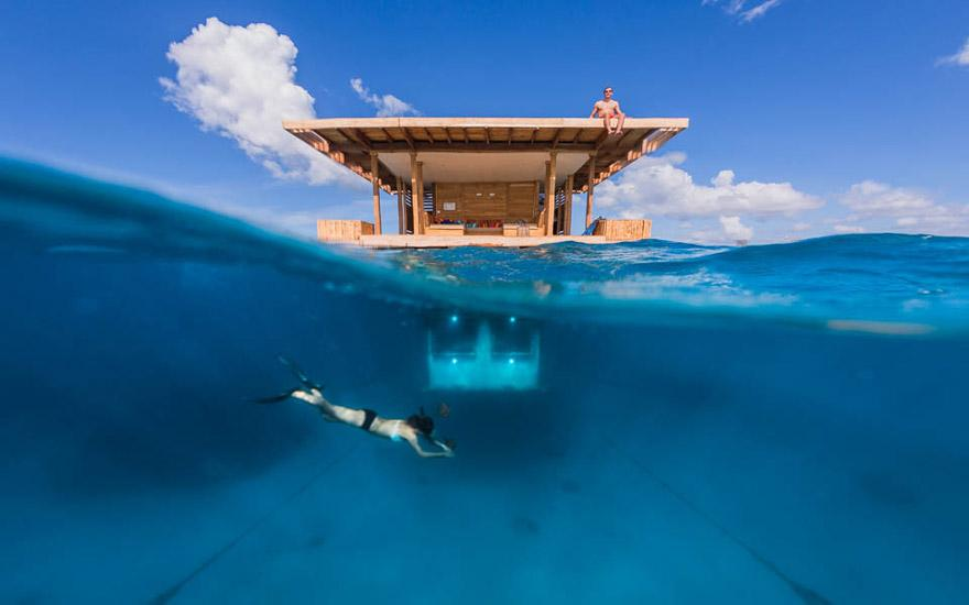 4 The Manta Resort, Zanzibar