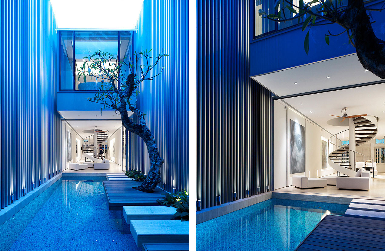 Blair Road Project Ong Amp Architecture Design
