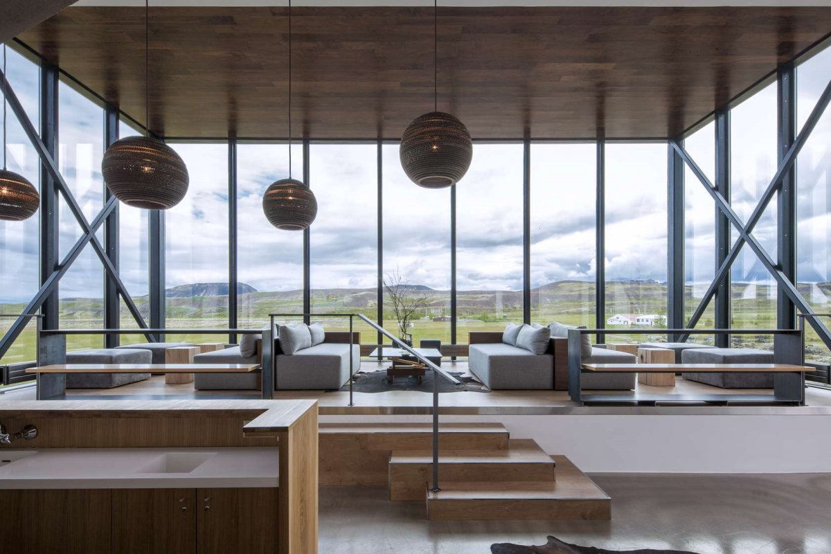 BEST HOTEL & RESORT (Jury): Ion Luxury Adventure Hotel, Iceland, Minarc