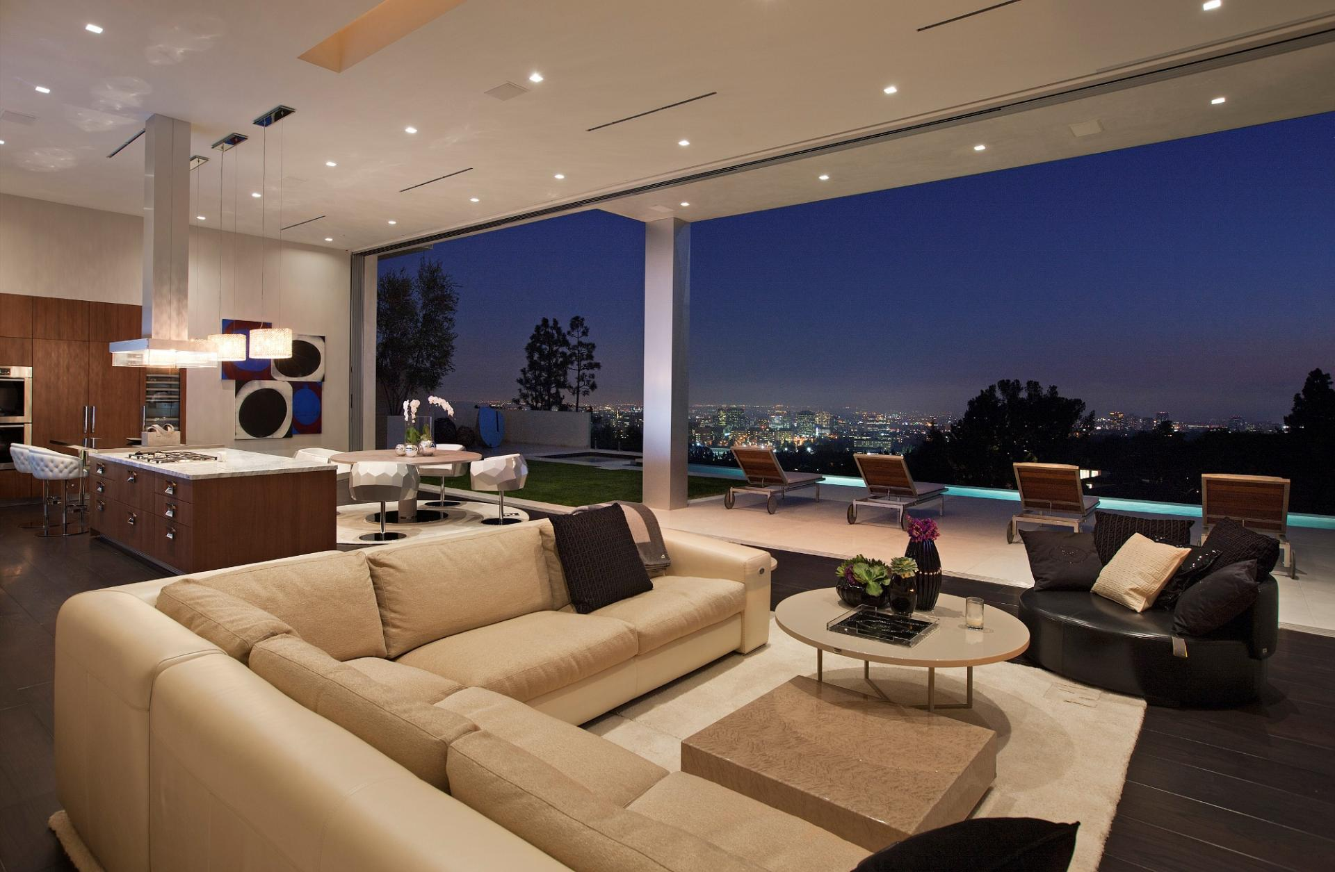Sarbonne Road Residence By Mcclean Design Architecture
