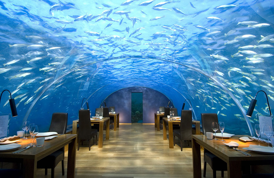 8 Conrad Maldives, Rangali Island