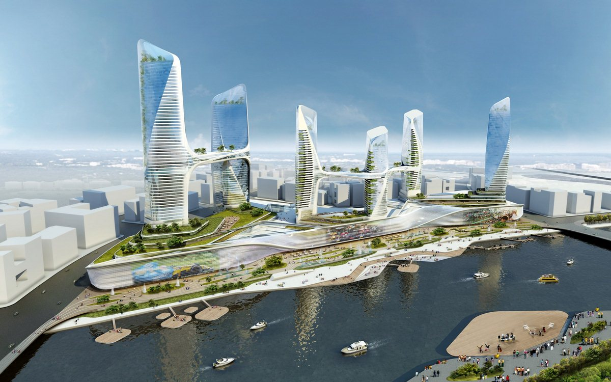 Arch2o-Tongzhou-Central-Business-District-UNStudio-010-2