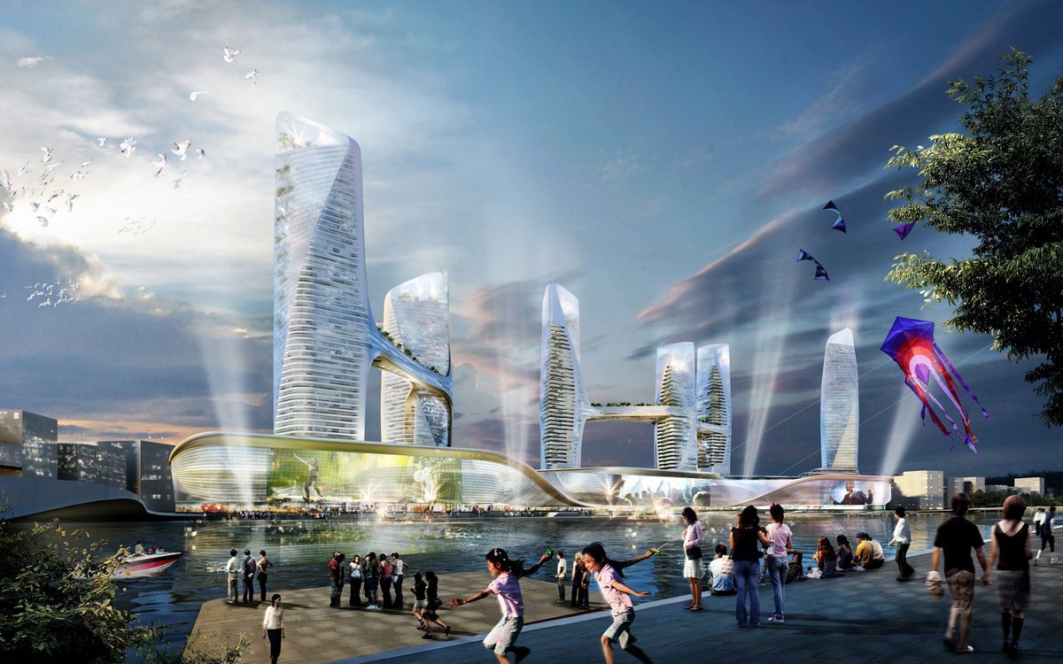 Arch2o-Tongzhou-Central-Business-District-UNStudio-010-5
