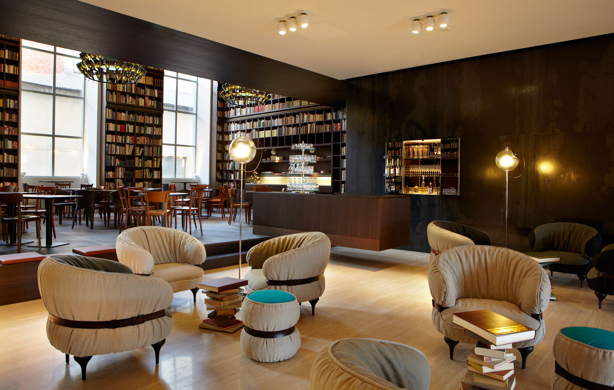 B2 boutique hotel by althammer hochuli architekten for Concept hotel boutique