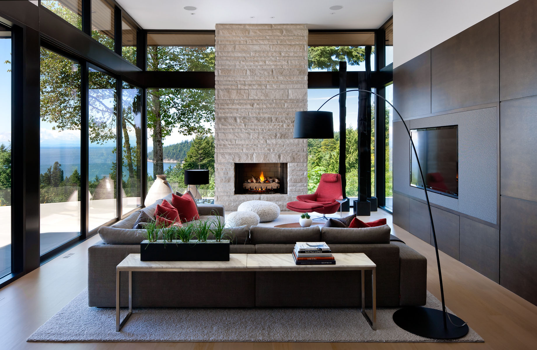 Burkehill Residence by Craig Chevalier and Raven Inside Interior ...