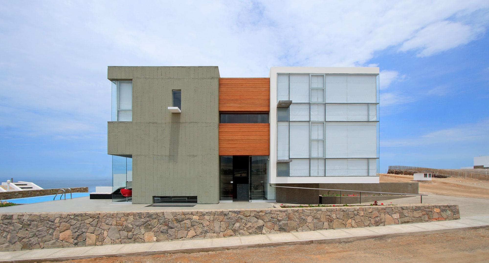 Casa Cc By Longhi Architects Architecture Amp Design