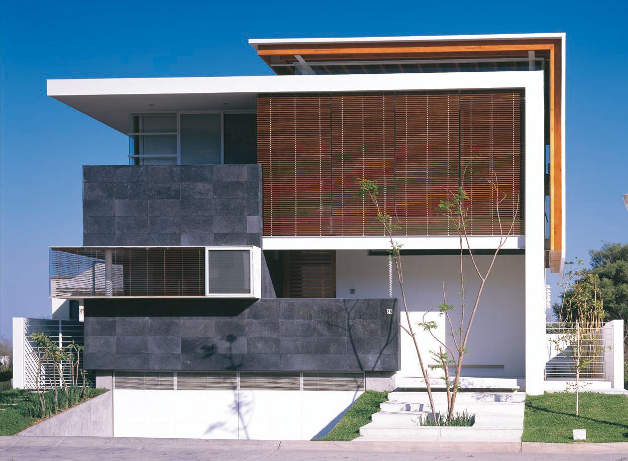 Casa paredes tres ocho by hernandez silva arquitectos for Design casa