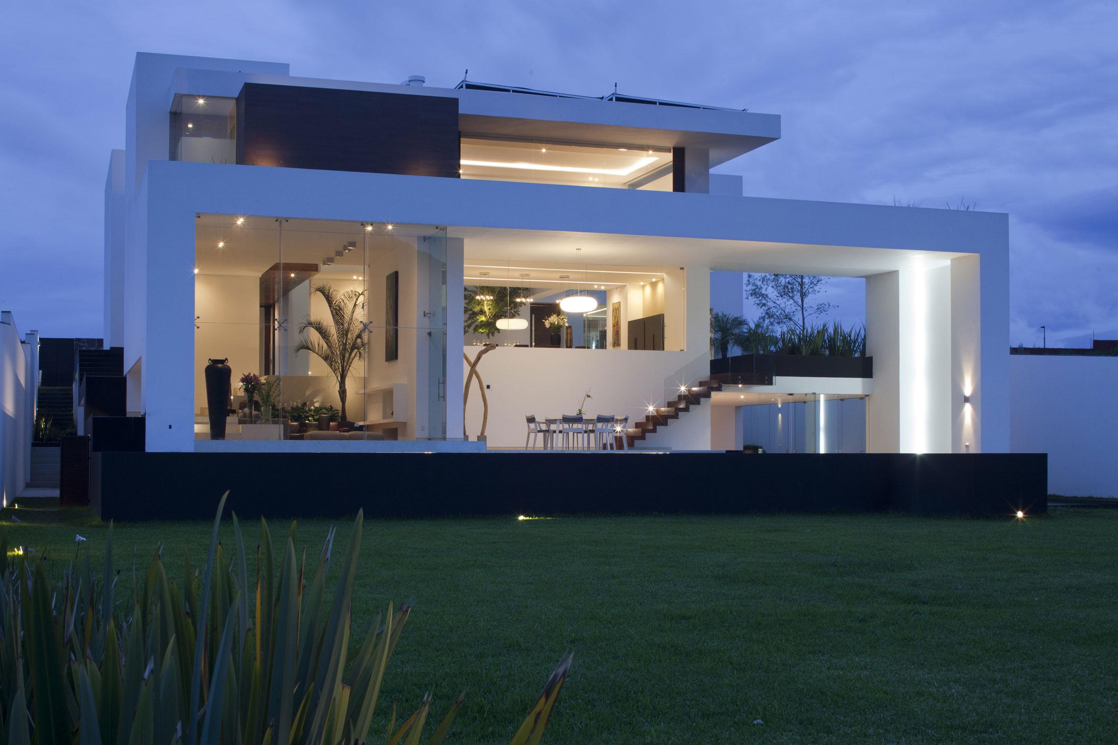Casa Del Agua By A A A Almaz N Y Arquitectos Asociados