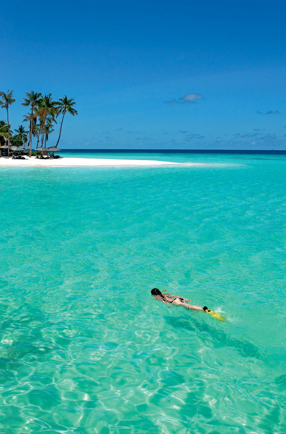 Constance halaveli maldives resort in the maldives for Mejores resorts maldives