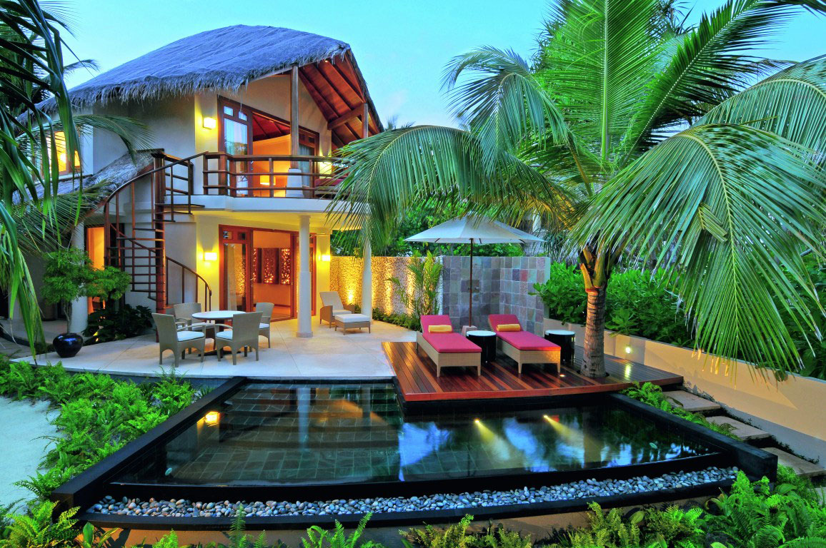 Constance Halaveli Maldives Resort In The Maldives on ultra modern house designs