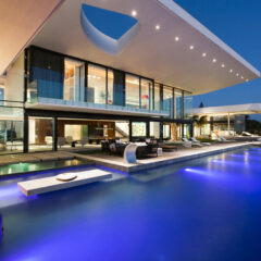Villa Sow in Dakar by SAOTA