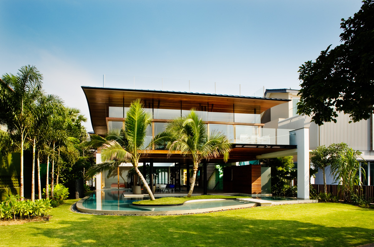Luxury Fish House By Guz Architects Architecture Amp Design