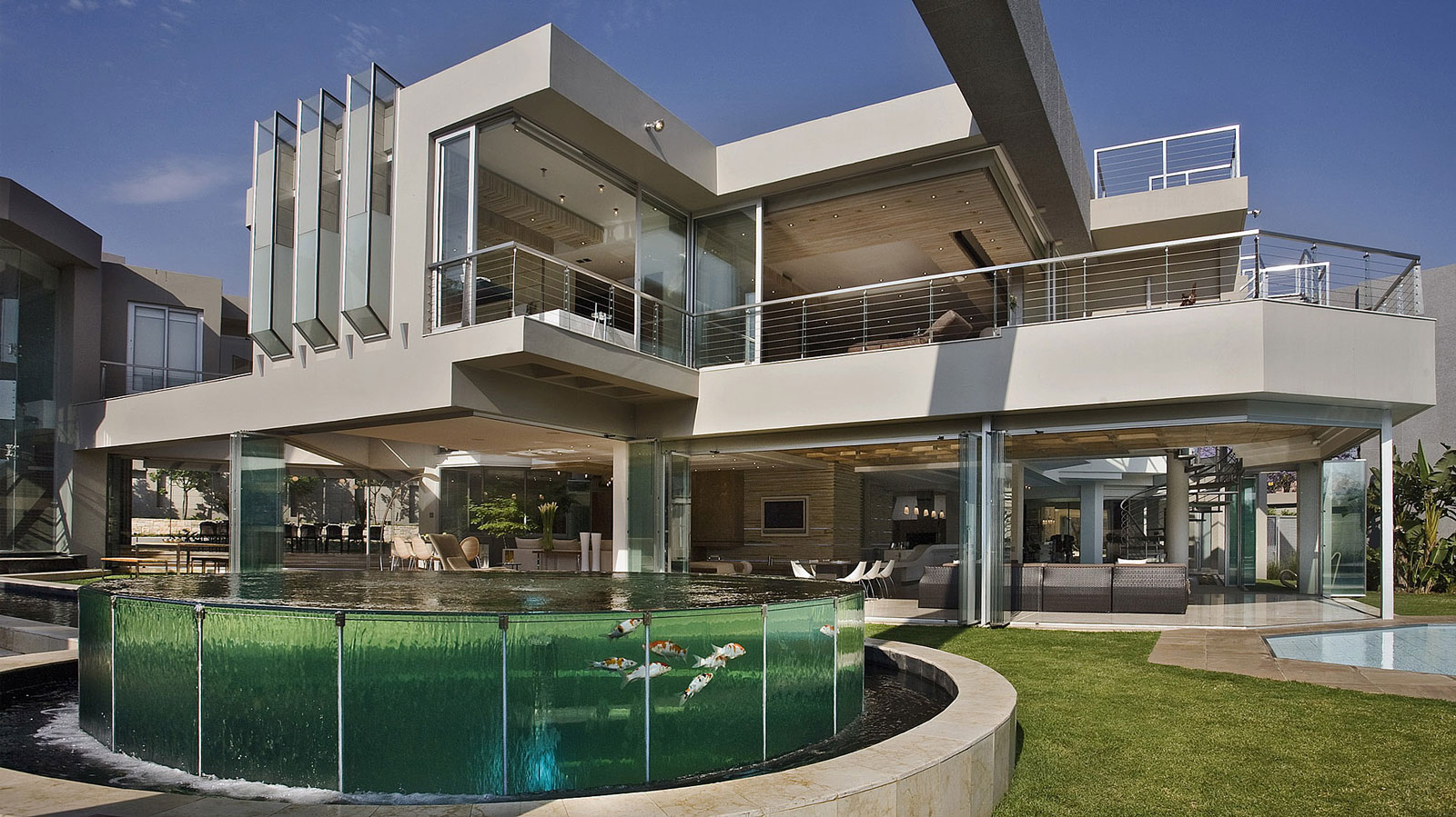 Glass House by Nico Van Der Meulen Architects ...