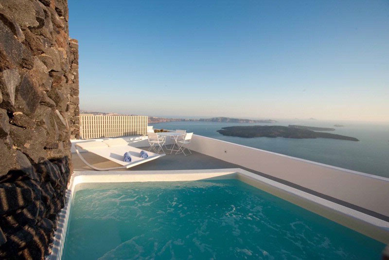 Grace Santorini Hotel By Divercity And Mplusm Architects