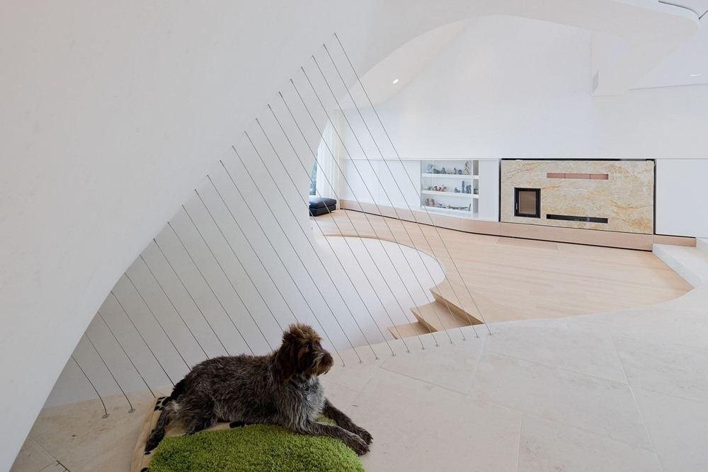 haus am weinberg by unstudio architecture design. Black Bedroom Furniture Sets. Home Design Ideas