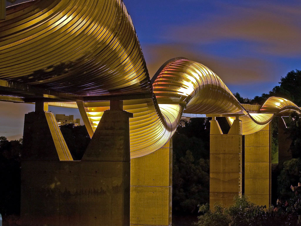 Henderson Wave Bridge Singapore