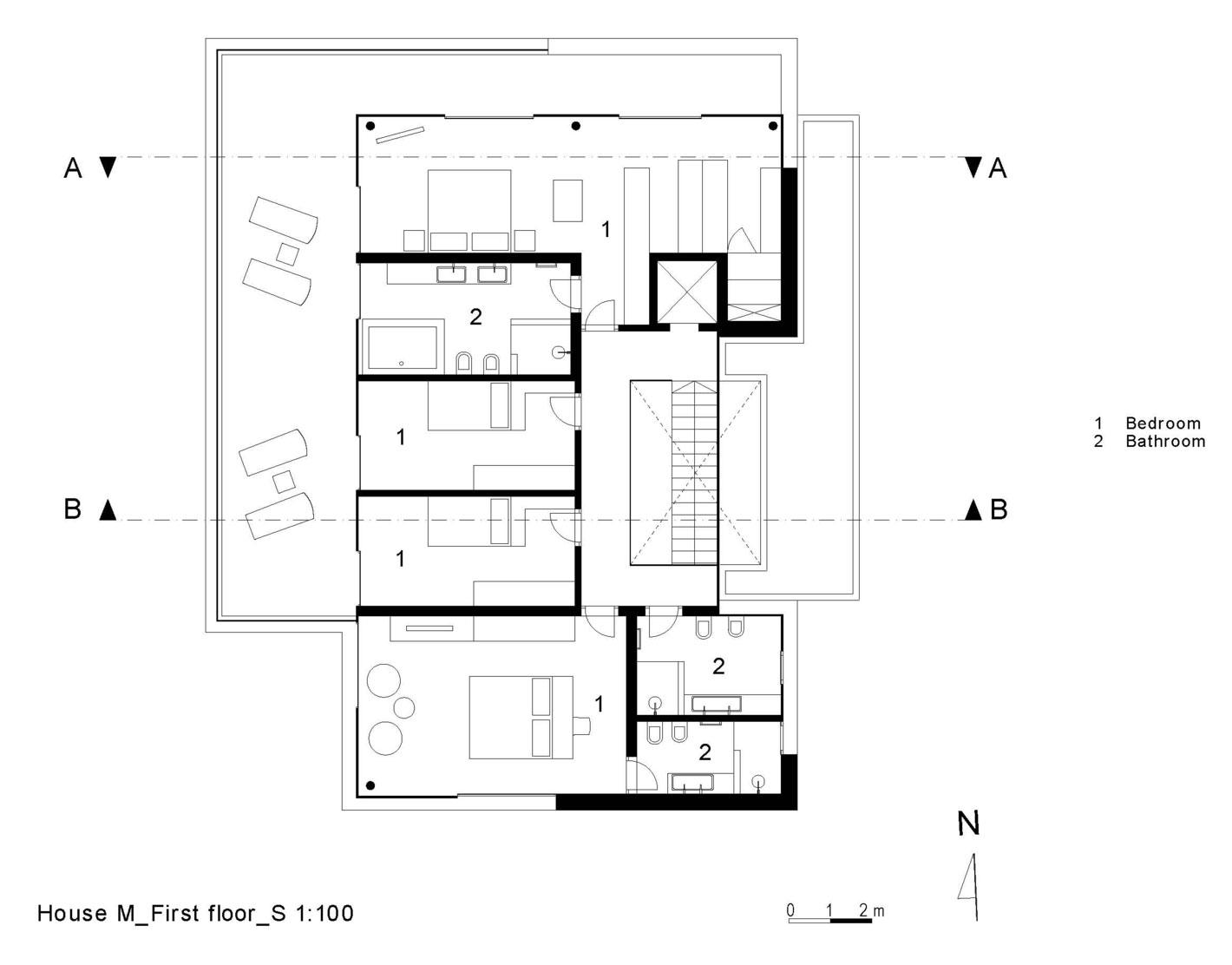 House M By Monovolume Architecture Design Architecture Design