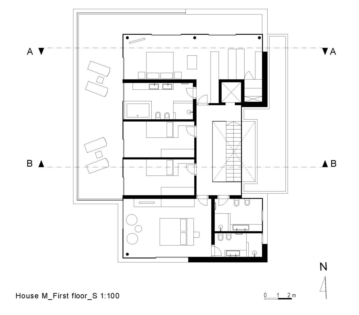 home house m 41 previous next - Room Architecture Design