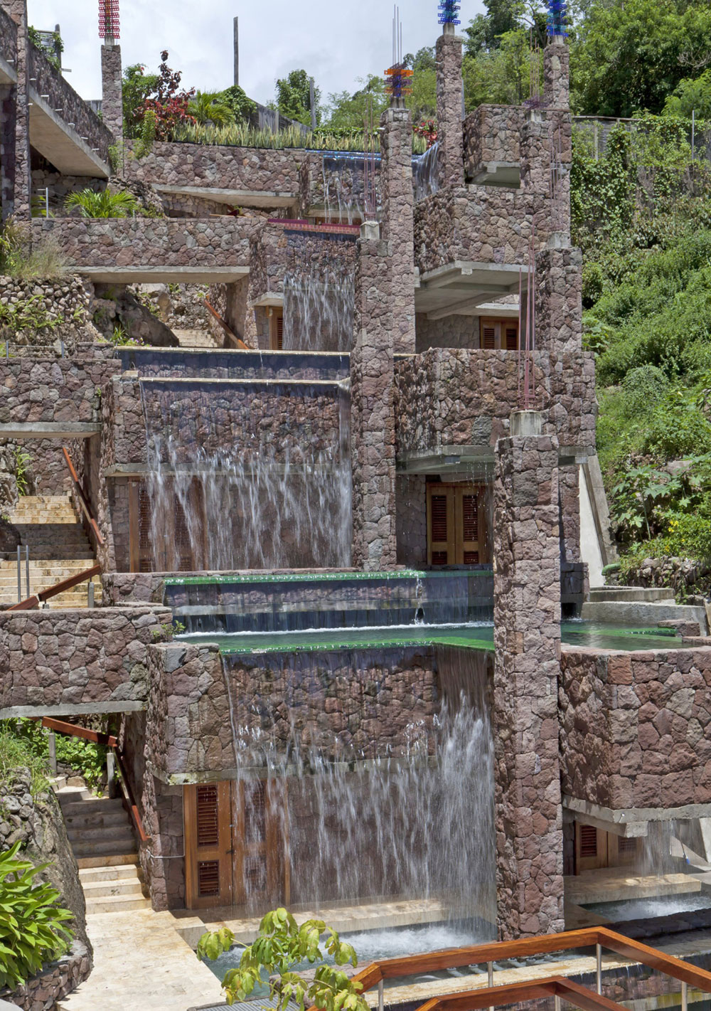 Jade Mountain Architecture Amp Design