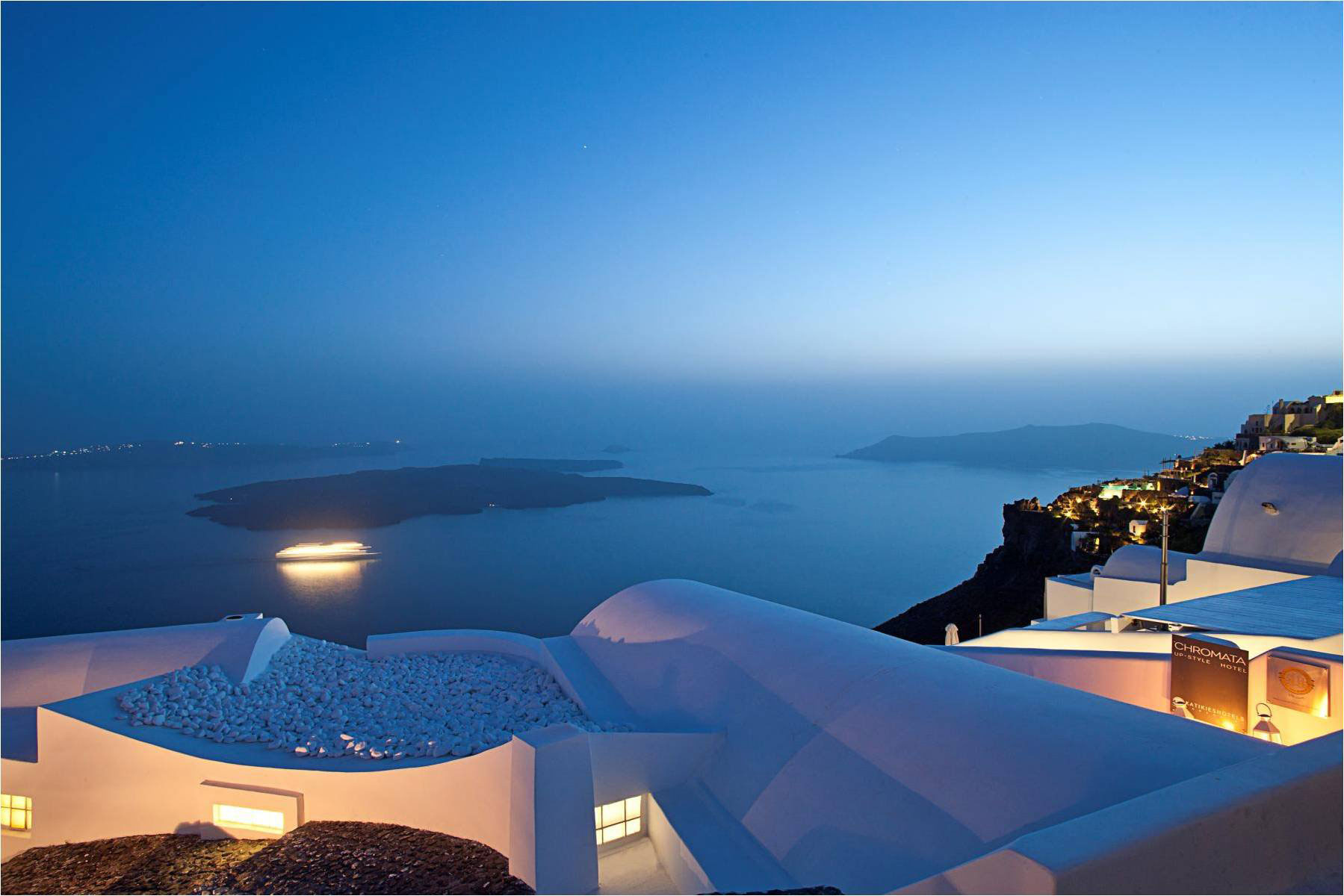 Katikies Hotels In Oia Architecture Amp Design